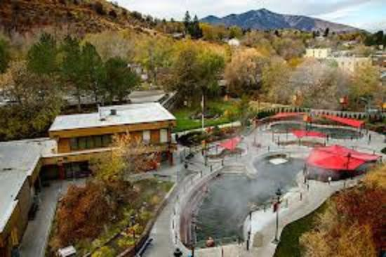 Lava Hot Springs, ID: World Famous Hot Springs State Foundation