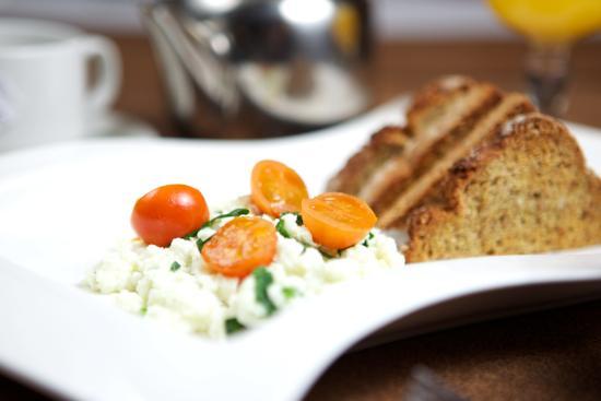 Abbeyfeale, Irlandia: breakfast