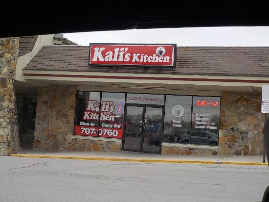 Kali S Kitchen Crossville Tn Menu