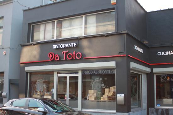 Restaurant Da Toto