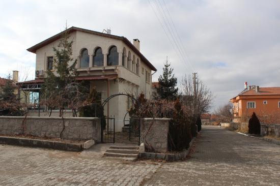 Nevşehir-Uçhisar Evleri ile ilgili görsel sonucu