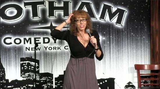 Live form Gotham Comedy Club New York City!