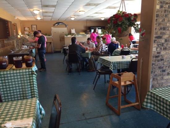 lunch buffet 9 95 picture of port o call seafood restaurant rh tripadvisor com