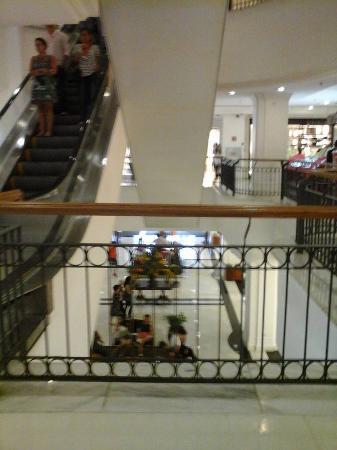 Shopping Patio Paulista: Shopping Pátio Paulista