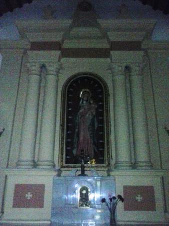 Tanti, Argentina: Nuestra Madre...