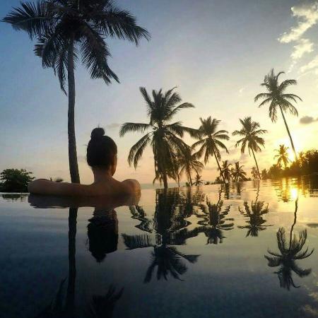 Best Sunset in Sri Lanka