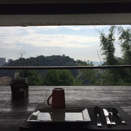 كاستيلينو 38: Desayunador en la terraza