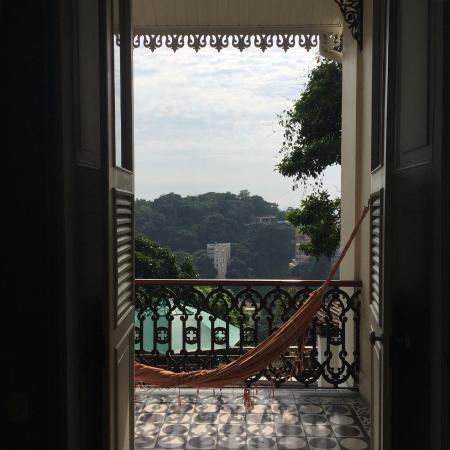 Castelinho38: Terraza