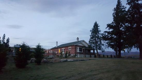 Wedderburn, Новая Зеландия: The Lodge and surrounds.