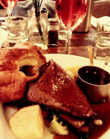 Toll House Inn: Roast Dinner