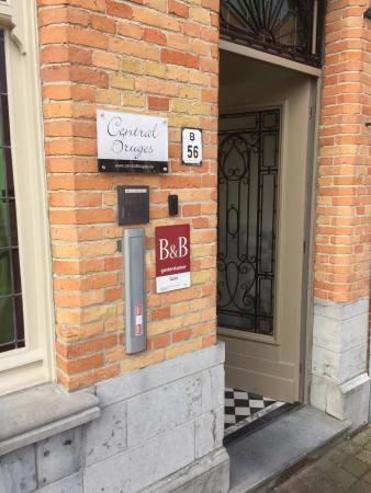 Central Bruges B&B