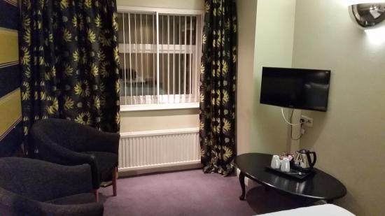 BEST WESTERN Parkmore Hotel: room 4