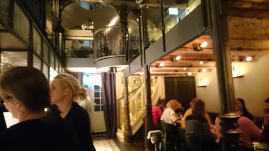 Restaurant The Bishop