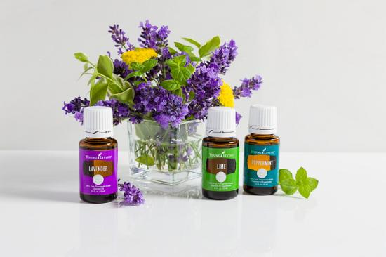Нельсон, Канада: Young Living Essential Oils