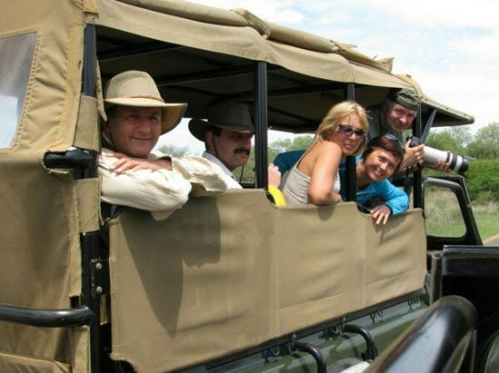 Safari - Picture of Kruger National Park, South Africa