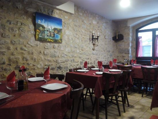 Sant Llorenc de la Muga, Spania: Comedor