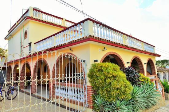 HOSTAL CUBA (Front View)