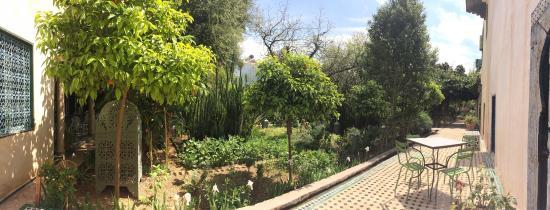 Le Jardin des Biehn: Endroit exceptionnel d'authenticité.  Accueil comme à la maison. Bravo