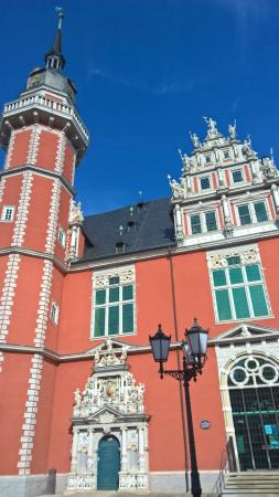 Helmstedt, Almanya: Pretty Uni