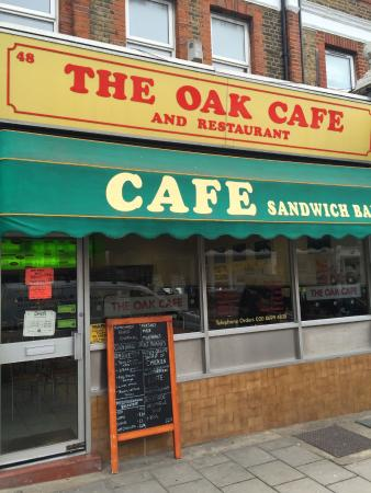 Honor Oak Cafe