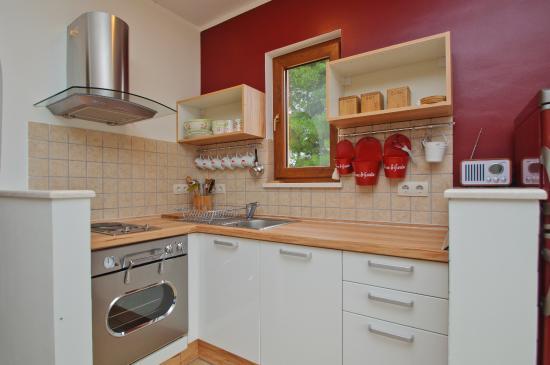 Slatine, Croazia: kitchen graund floor