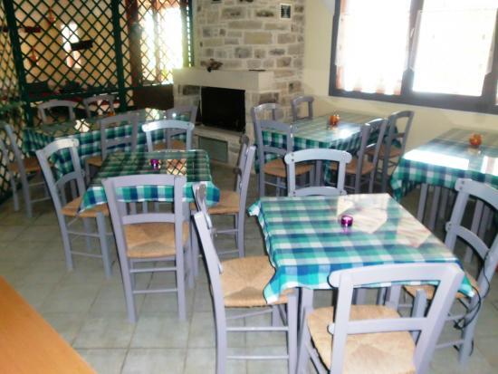 Hotel Neos Matala : Frühstücksraum