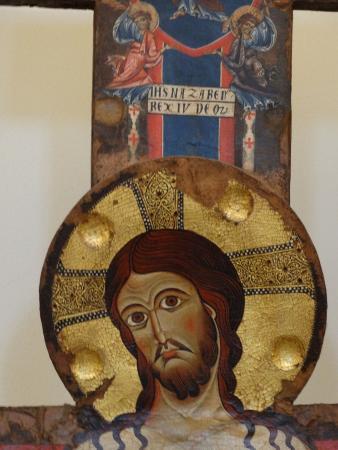Spoleto, Italy: Volto del Crocifisso