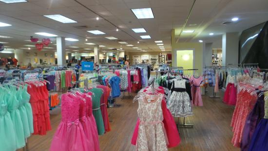 cd56ff20525ff See our kids clothing section - Picture of Cave Shepherd Department ...