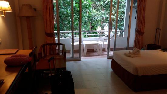 Aonang Smile Hotel: Habitacion muy cómoda