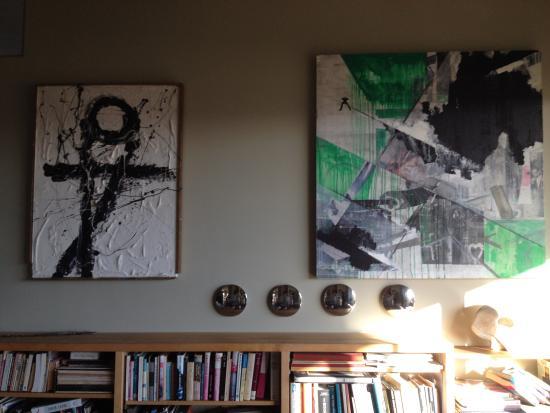 Christopher Joyce Vineyard and Inn: The Joy of Art