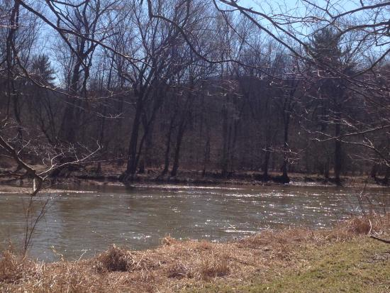 Shinglehouse, PA: Spring thaw
