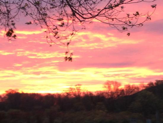 Shinglehouse, PA: Sunrise