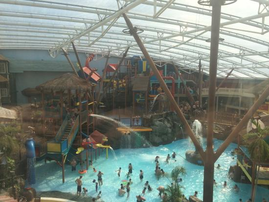 Is Alton Towers Water Park Indoors 44