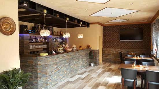 Hotel im Rheintal: Restaurant