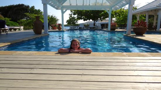 Barefoot Cay: Pool area