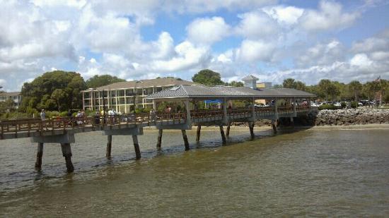 fishing pier st simons island picture of fishing pier saint rh en tripadvisor com hk