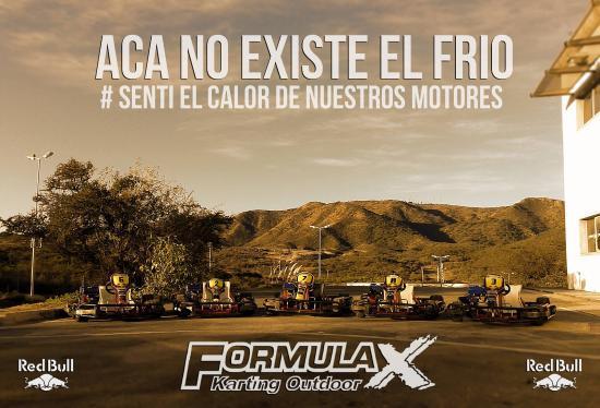 Formula X Karting Center