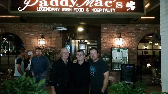 Nice Paddy Macu0027s
