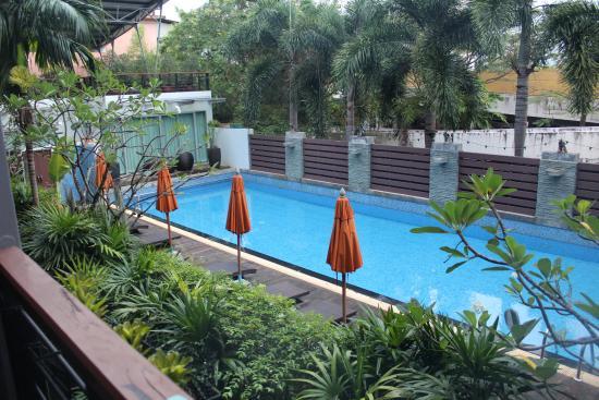 Baan Suwantawe: nice pool
