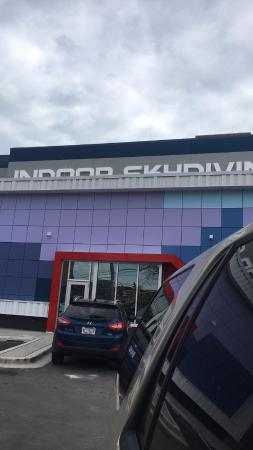 great parking and easy access to ifly lincoln park picture of ifly rh tripadvisor com au