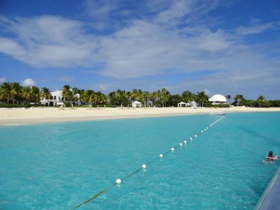Simpson Bay, St-Martin/St Maarten: Maundays bay