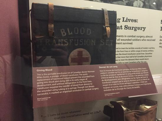 Ottawa, Kanada: The Canadian War Museum