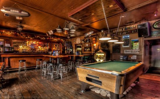 Carbonado, WA: Main Bar
