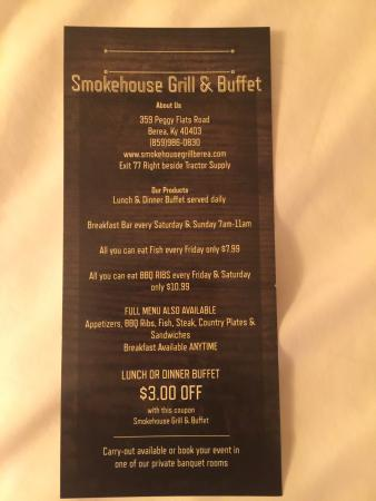 Smokehouse Grill & Buffet照片