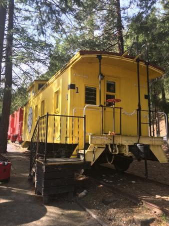Railroad Park Resort: Caboose #1