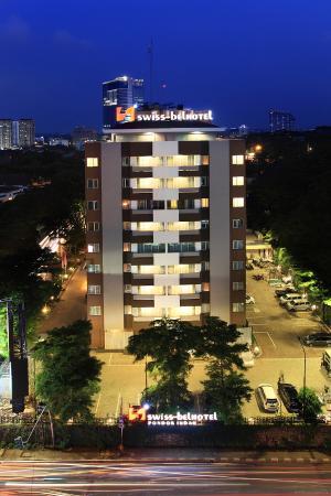 right in the heart of south jakarta review of swiss belhotel rh tripadvisor com