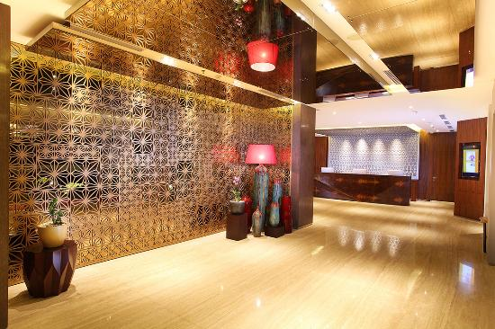 lobby area picture of swiss belhotel pondok indah jakarta rh tripadvisor com