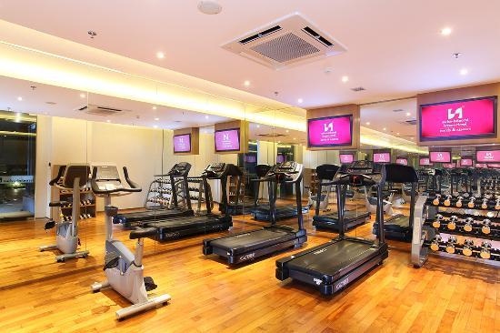 fitness centre picture of swiss belhotel pondok indah jakarta rh tripadvisor co nz