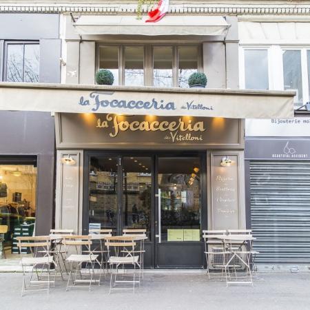 Vitelloni Restaurant Paris
