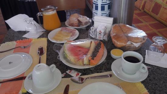 Rio Poty Hotel Amarracao: Café da manhã